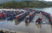 Containers port 2014